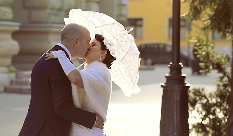 Móni és Imi esküvői videó, kisfilm