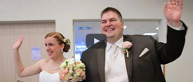 Pali és Judit esküvői videó lejátszás