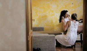 Esküvői videó Szeged - készülődés