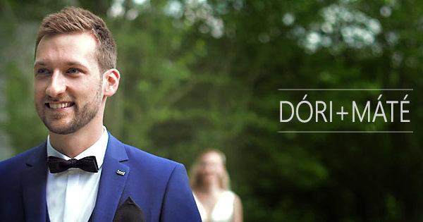 Esküvői videó | Szeged, Kastélykert | Dóri+Máté | ACS Media