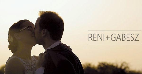 Esküvői videó | Szeged, Kastélykert | Reni+Gabesz | ACS Media