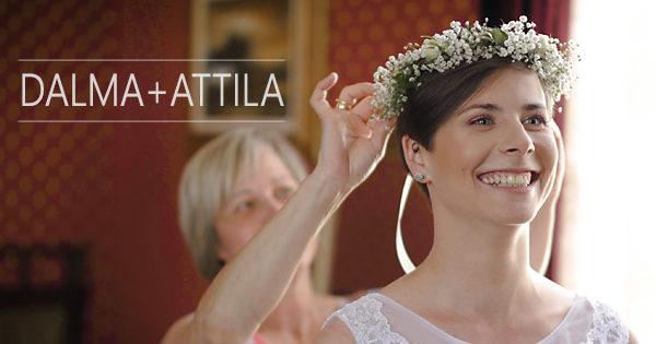 Esküvői videó | Babos Tanya | Szeged, Mórahalom, | ACS Media | Dalma, Attila